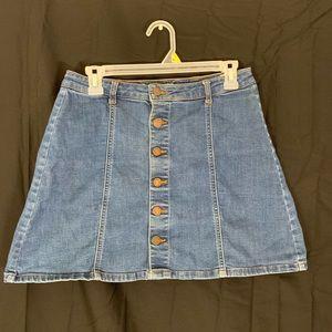 9ed63ebf0e Urban Outfitters Skirts | Sold On Depop Caitibemis | Poshmark